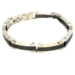 Other - Men's Stainless Steel Bracelet